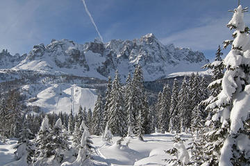 Dolomiti Ski Tour: the Dolomites of Sesto from Cortina