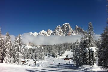 Excursion en ski à Cortina...