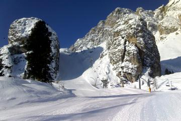 Ski Tour from Cortina d'Ampezzo: Tofana