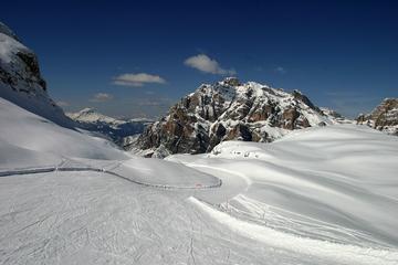 Tour sciistico sulle Dolomiti e dei luoghi della Prima guerra