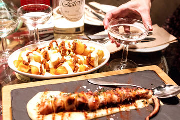 Tapas and Wine Experience in Barcelona