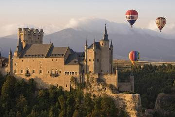 Segovia Balloon Ride