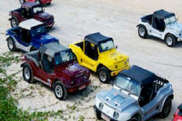 Buggy Tour in Porto de Galinhas