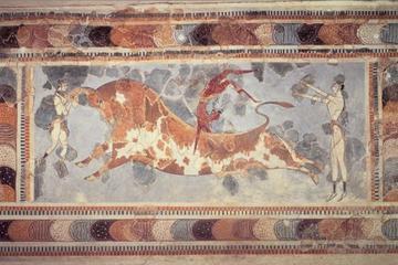 Knossos Palace and Heraklio town Private Half Day Tour
