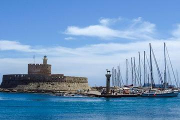 Rhodes Full Day Private Tour