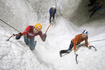 Full or Half Day Adventure Bundle - Rock Climbing, Ice Climbing and...