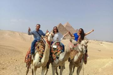 Camel or Horse Ride By the Pyramids