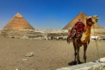 Descanso na cidade do Cairo por 4 dias e 3 noites: hotel 5 estrelas...