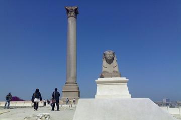 Excursão diurna particular em Alexandria saindo do Cairo