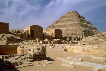 Viagem de um dia para as Pirâmides de Gizé, Esfinge, Memphis e Sacara