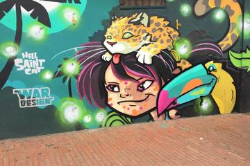 Private Graffiti Tour in Bogota