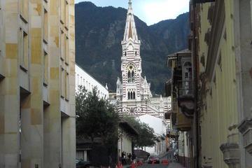 Private halbtägige Führung durch die religiösen Stätten in Bogotá