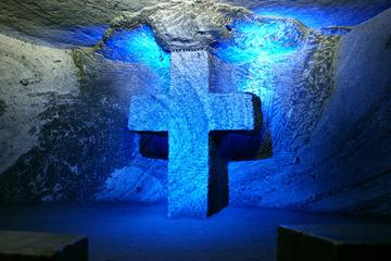 Private Salt Cathedral of Zipaquirá Tour from Bogotá
