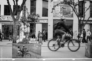Recorrido privado en bicicleta en Bogotá