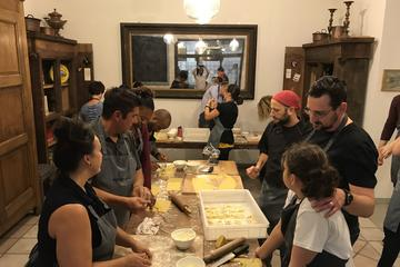 Discover pasta making with a professional Chef