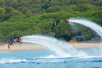 Double Flyboard Lesson at Virginia...