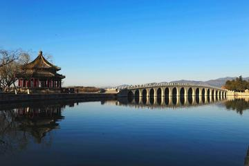 Beijing Private Transfer Service:Badaling Great Wall and Summer Palace