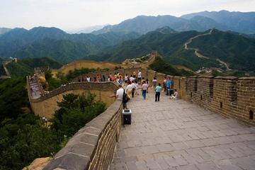 Beijing Private Transfer Service:Badaling Great Wall Layover From Airport PEK