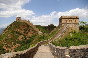 Private Transfer :Xinggang Cruise Port Pick Up with the Great Wall Visit