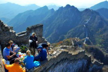 Self-Guided Private Tour: Jiankou...