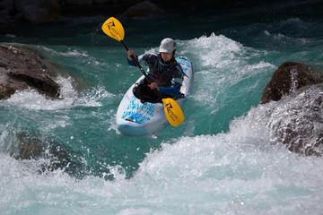 Corso di Kayak sul fiume Isonzo da