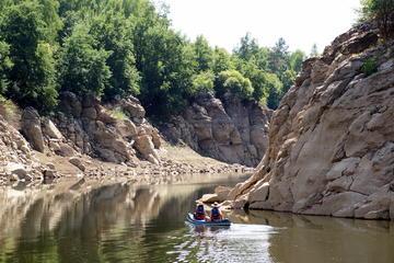 Lika River Full Day Canoe Ride Activity