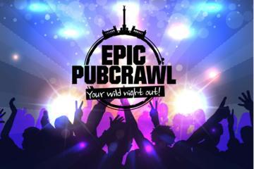 Epic Pub Crawl Budapest
