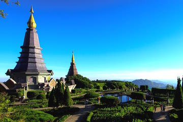 9-Hour Small Group Hike: Doi Inthanon National Park with Transfers...