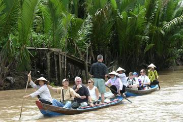 ホーチミン市発のメコン川デルタ終日ツアー