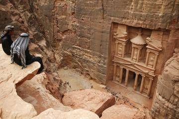 Day Tour to Petra from Wadi Araba and Eilat Border