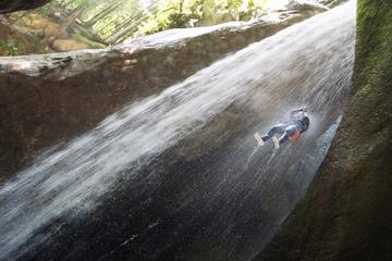 Canyoning at Chli Schliere from...