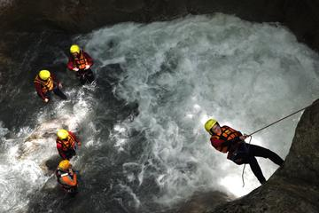 Canyoning at Saxeten from Interlaken