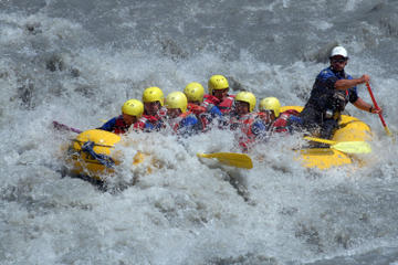 Rafting on River Lütschine from Interlaken