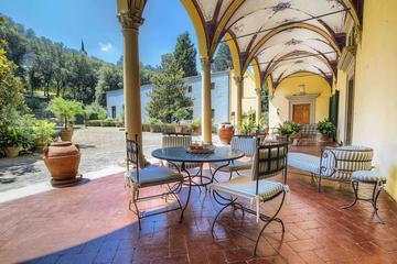 Vip Exclusive private cooking experience in a private Tuscan Renaissance villa