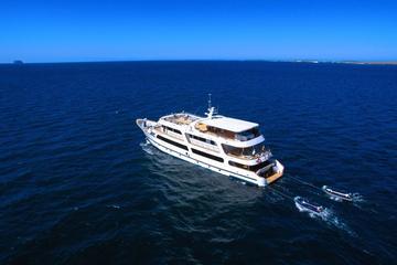 Crucero de lujo en las islas...