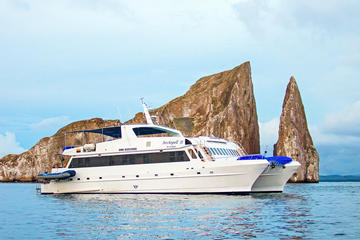 Galapagos Islands Cruise: 4-Day Cruise Aboard the 'Archipel II'