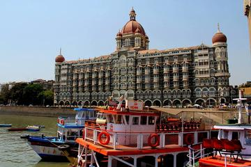 Mumbai Sightseeing Full-Day Tour with Ferry Ride