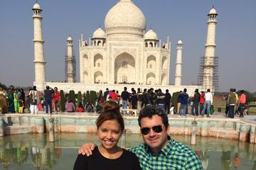 Taj Mahal Skip-the-Line Entrance Ticket