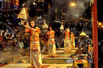 Varanasi and Taj mahal tour from...