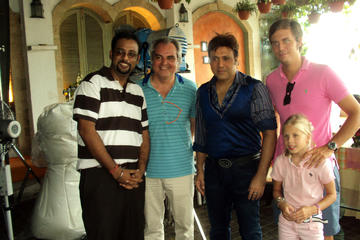 Private Bollywood Studio Tour