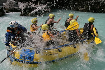 Soca River Active Package: Rafting...