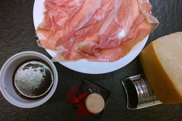 Visite gastronomique d'une demi-journée à Parme
