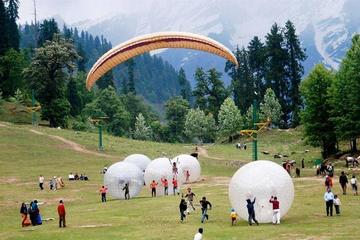 7 Days Shimla Kullu Manali Private Tour from Delhi