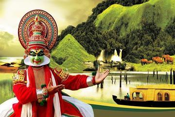 8 Days Kerala Private Tour Covering Kochi- Munnar- Periyar- Alleppey and Kovalam