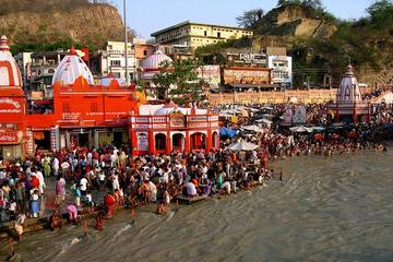A Spiritual Trip to Haridwar- Rishikesh By Train and Private Car