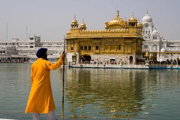 Divine Amritsar & Golden Temple Tour
