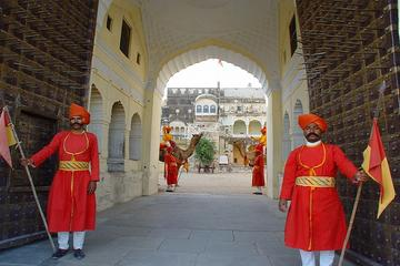 Golden Triangle Tour with Mandawa By Private Car