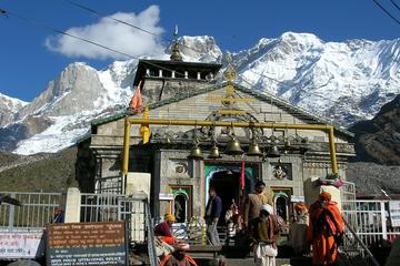 Private Char Dham Pilgrimage Tour by Car from Delhi