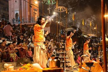 Tour privado de 7 días por el río Santo Ganges desde Nueva Delhi