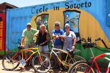 Visite de Soweto en vélo